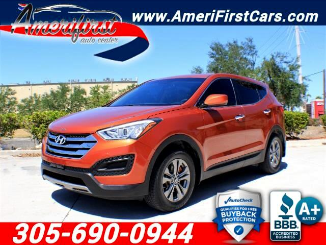 2014 Hyundai Santa Fe Sport 2.4 FWD