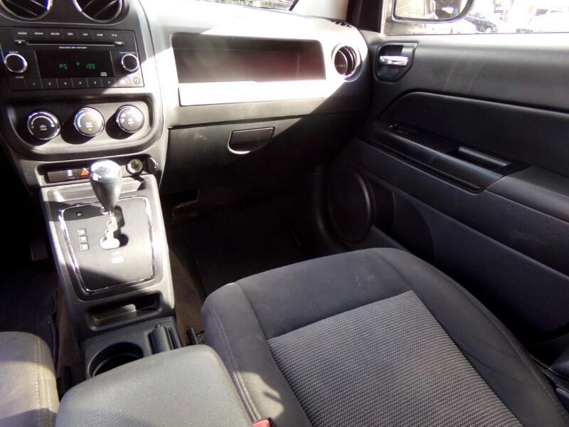 2015 Jeep Compass FWD 4dr Sport