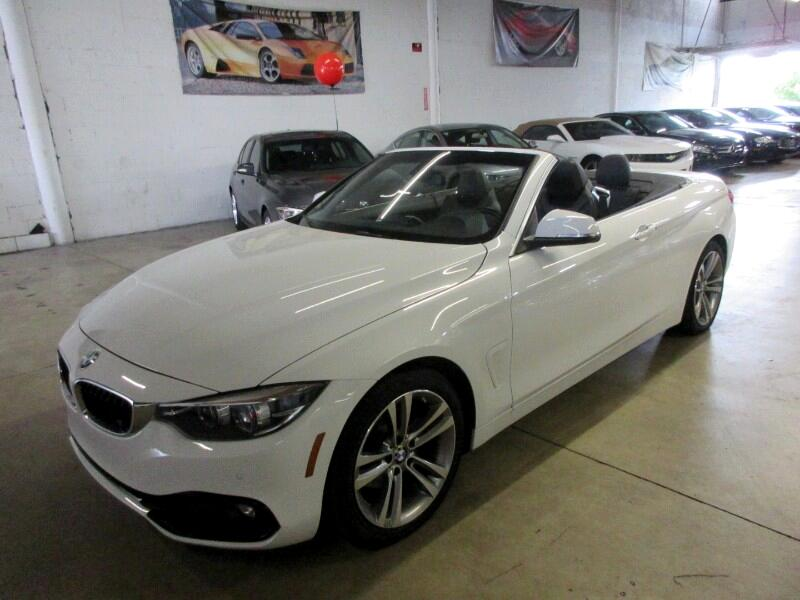 2018 BMW 4-Series 430i Convertible