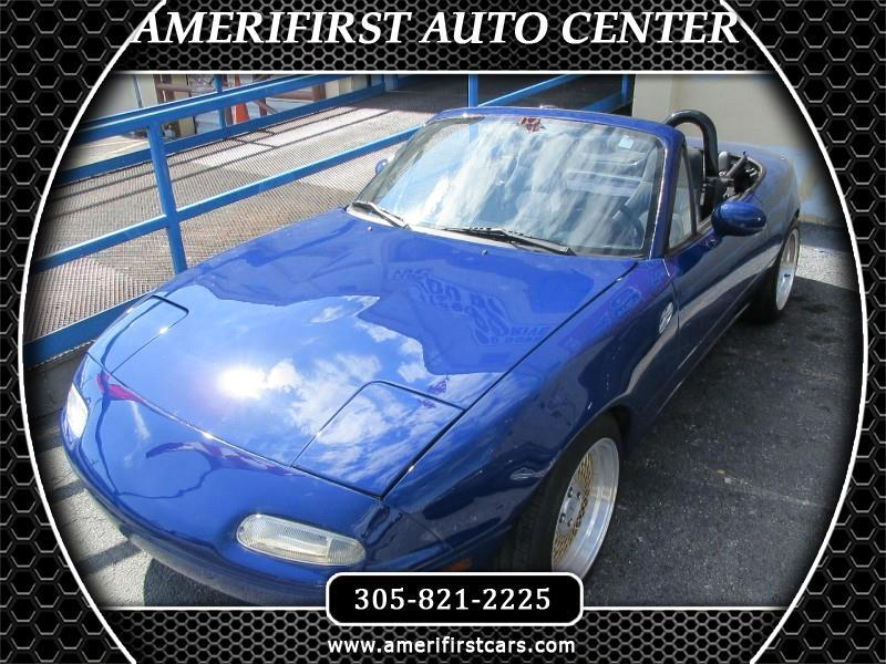 1991 Mazda MX-5 Miata 2dr Coupe Convertible