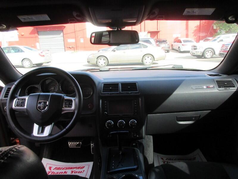 Dodge Challenger 2dr Cpe SRT8 2011