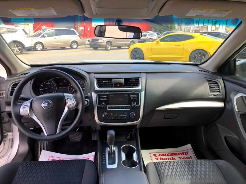 2017 Nissan Altima 2017.5 2.5 S Sedan