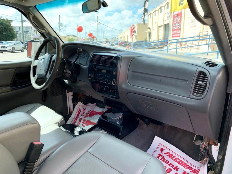 2008 Ford Ranger 2WD Reg Cab 112