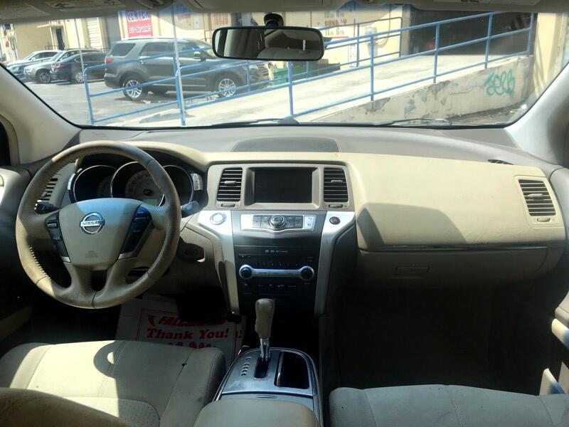 2009 Nissan Murano AWD 4dr SL