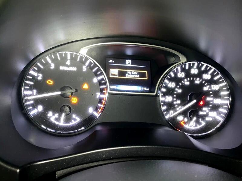 Nissan Altima 2.5 SV Sedan 2018
