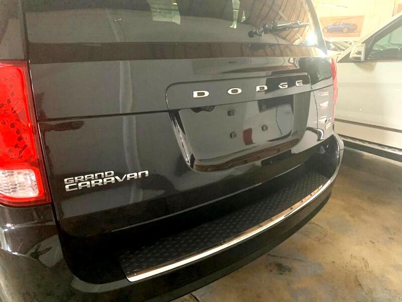 2018 Dodge Grand Caravan SXT Wagon