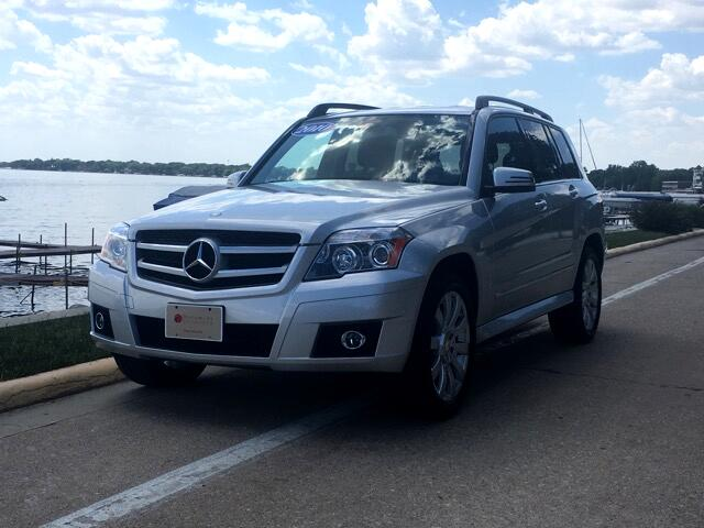 Used 2010 Mercedes Benz GLK Class For Sale In Clear Lake , IA 50428  Movement Solutions