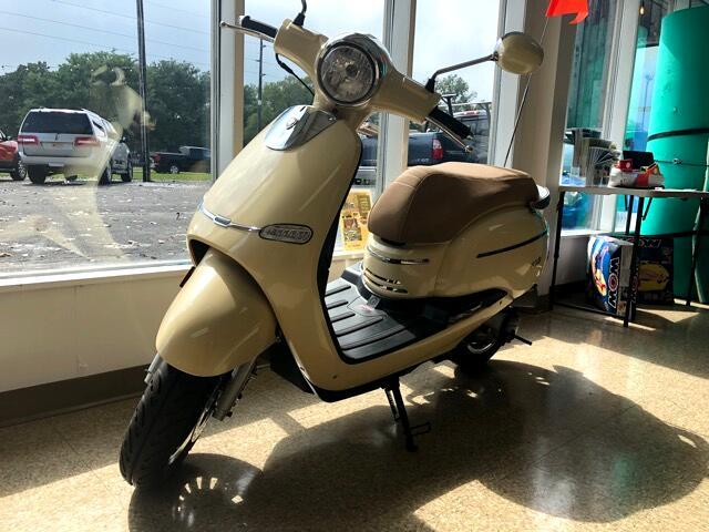 2018 Taizhou Zhongneng 50CC Scooter