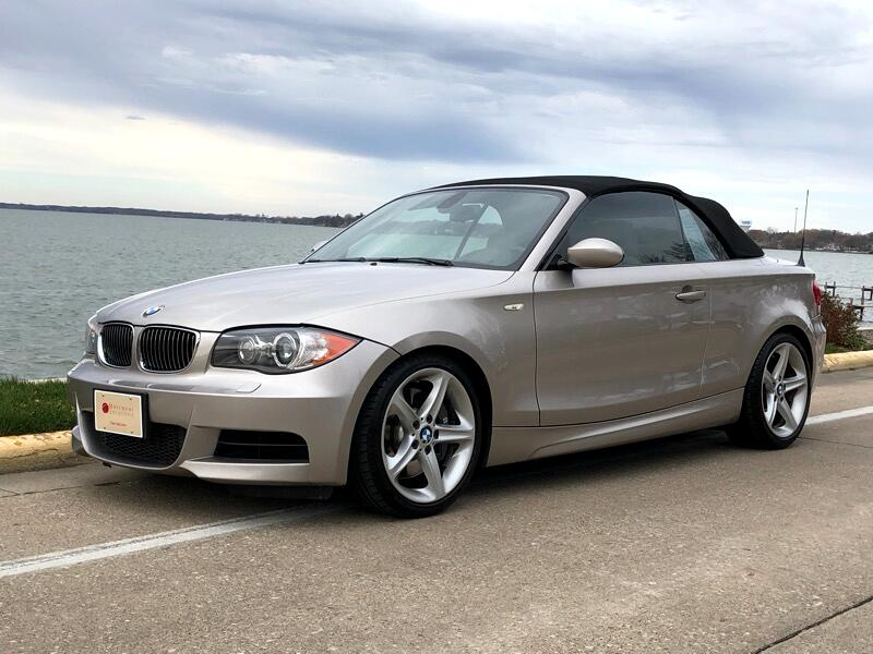 2009 BMW 1-Series 135i Convertible