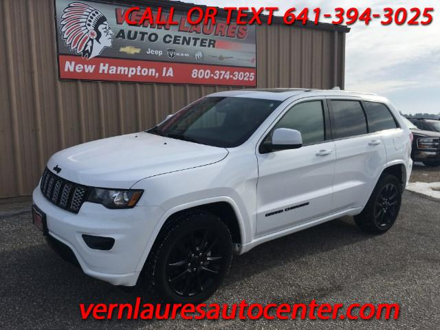 2017 Jeep Grand Cherokee Laredo High Altitude AWD