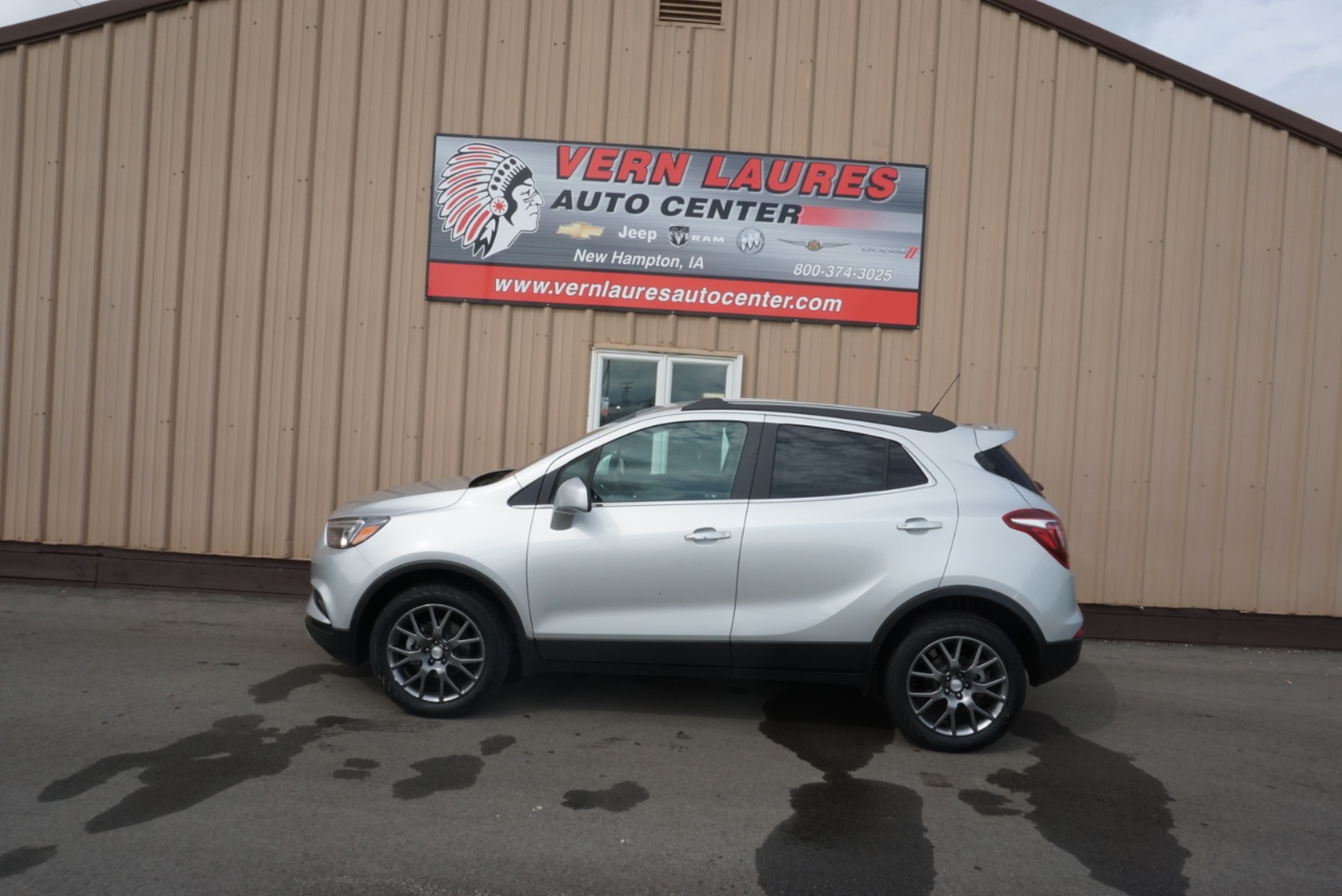 Buick Encore Sport Touring AWD 2020