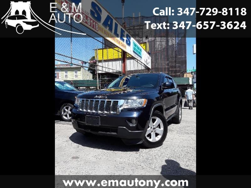 2011 Jeep Grand Cherokee Laredo 4WD