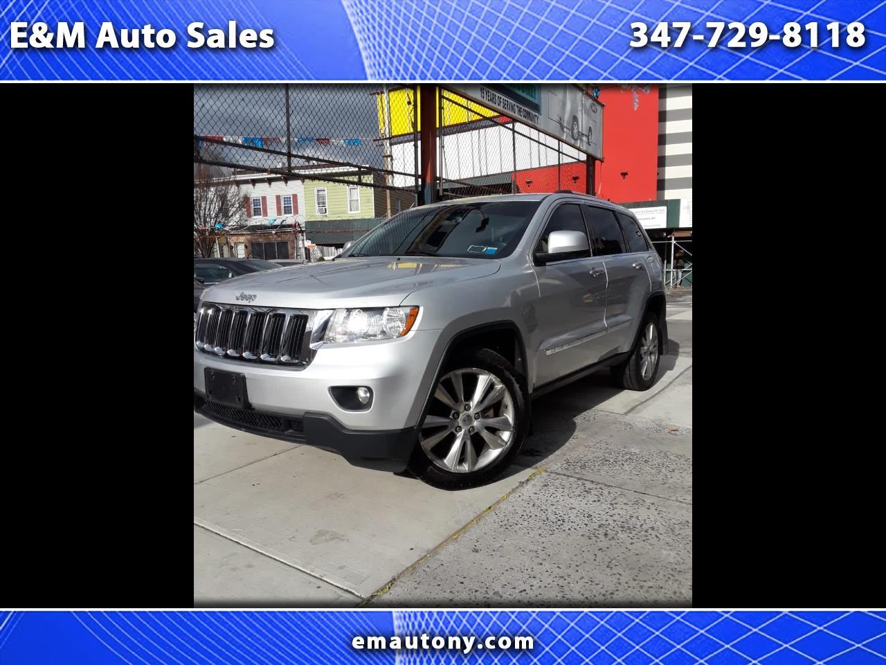 Jeep Grand Cherokee 4WD 4dr Laredo 2012