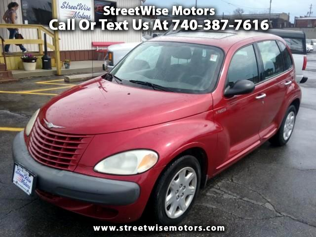 2002 Chrysler PT Cruiser Base