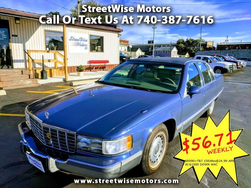 1994 Cadillac Fleetwood Sedan