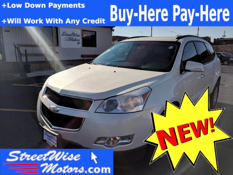 2012 Chevrolet Traverse LT FWD