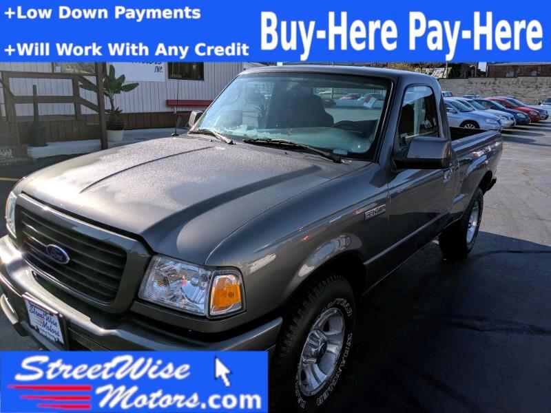 2006 Ford Ranger Sport 2WD