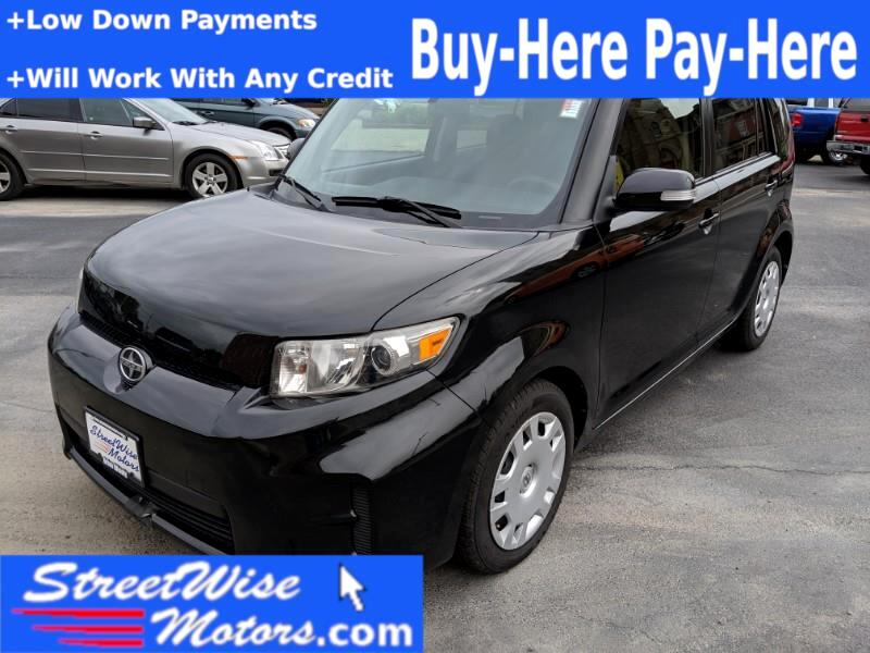 2012 Scion xB 5-Door Wagon 5-Spd MT