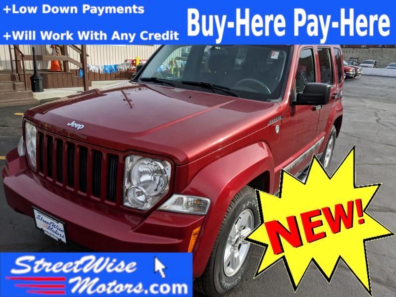 Jeep Liberty Sport 4WD 2011