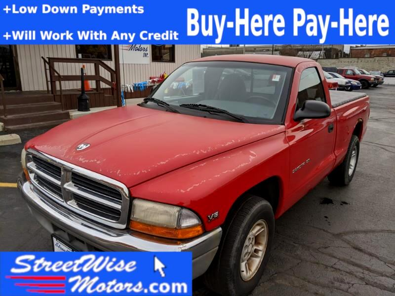 Dodge Dakota Reg. Cab 6-ft. Bed 2WD 1999