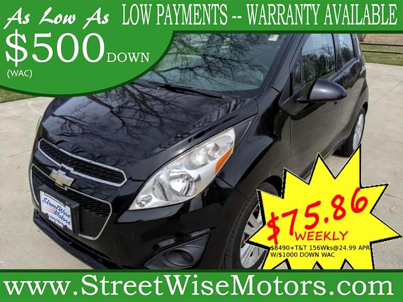 Chevrolet Spark LS Auto 2013