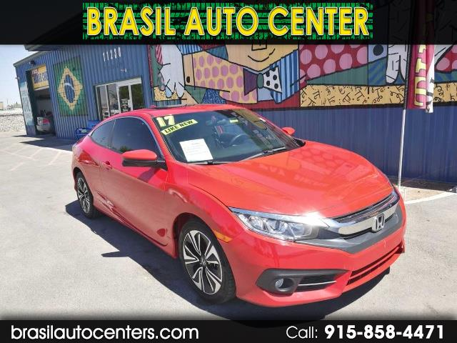 2017 Honda Civic EX-T Coupe 6M