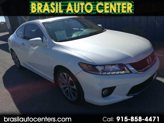 2014 Honda Accord EX-L V6 Coupe AT