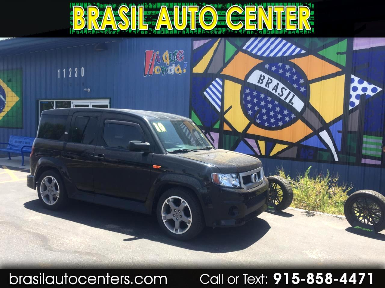 Honda Element SC 2WD AT with Navigation System 2010