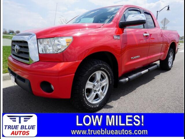 2007 Toyota Tundra Limited Double Cab