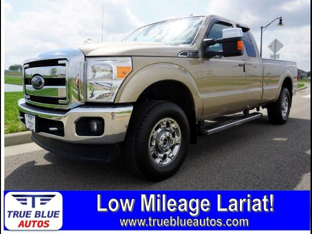 2014 Ford F-250 SD Lariat SuperCab 4WD