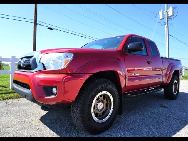 2014 Toyota Tacoma TRD Off Road Access Cab 6' Bed V6 4x4 AT (Natl)