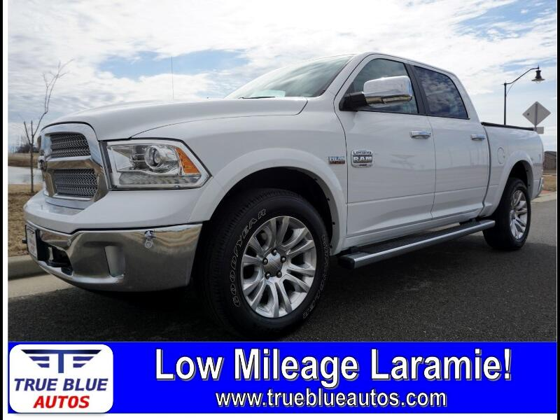2015 RAM 1500 Laramie Longhorn Edition Crew Cab 4WD