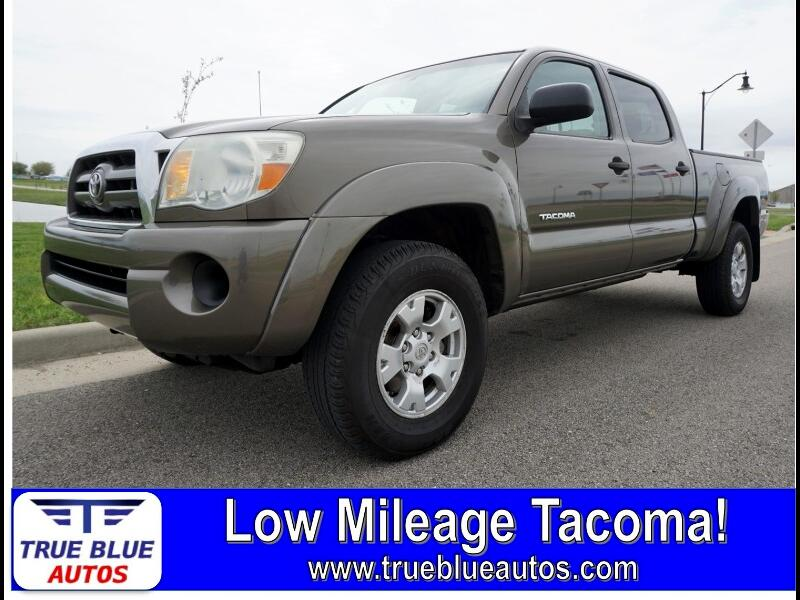 2010 Toyota Tacoma Double Cab Long Bed V6 Auto 4WD