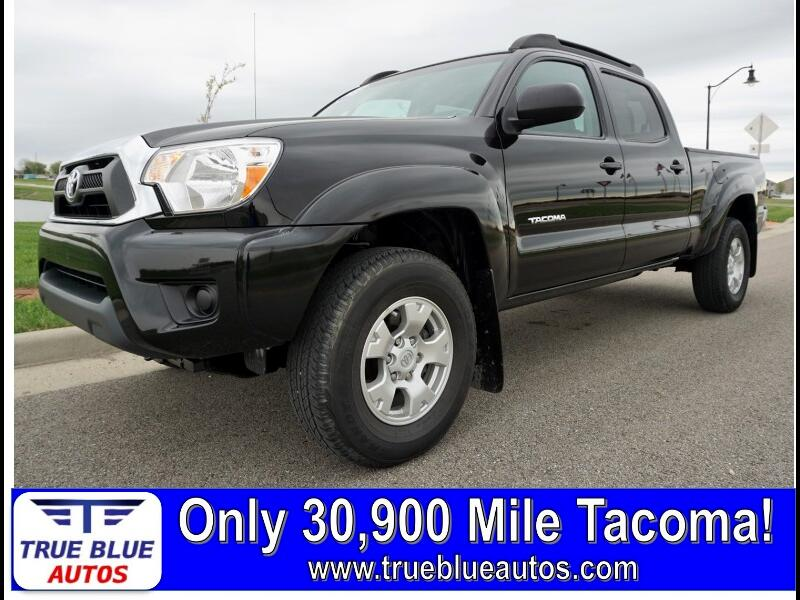 2015 Toyota Tacoma SR5 Double Cab Long Bed V6 6AT 4WD