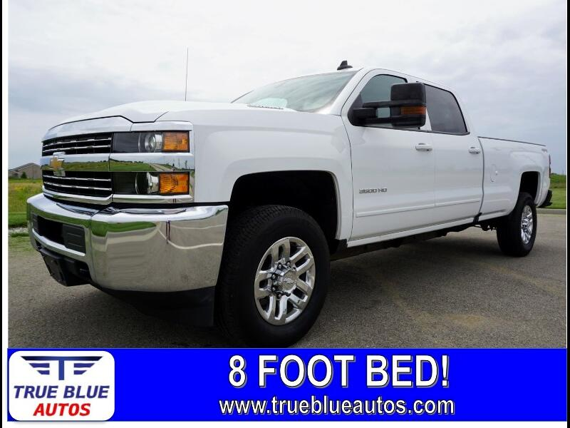 2017 Chevrolet Silverado 3500HD LT Crew Cab Long Box 4WD