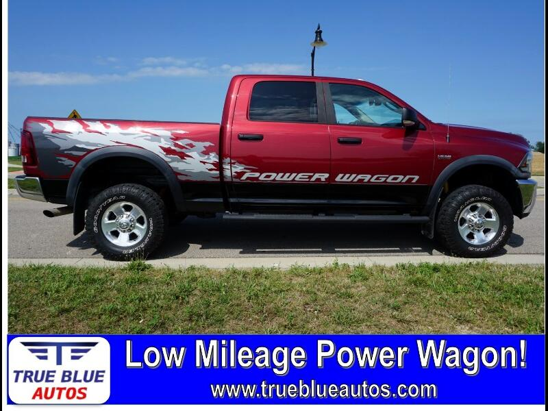 2015 RAM 2500 Power Wagon Crew Cab SWB 4WD