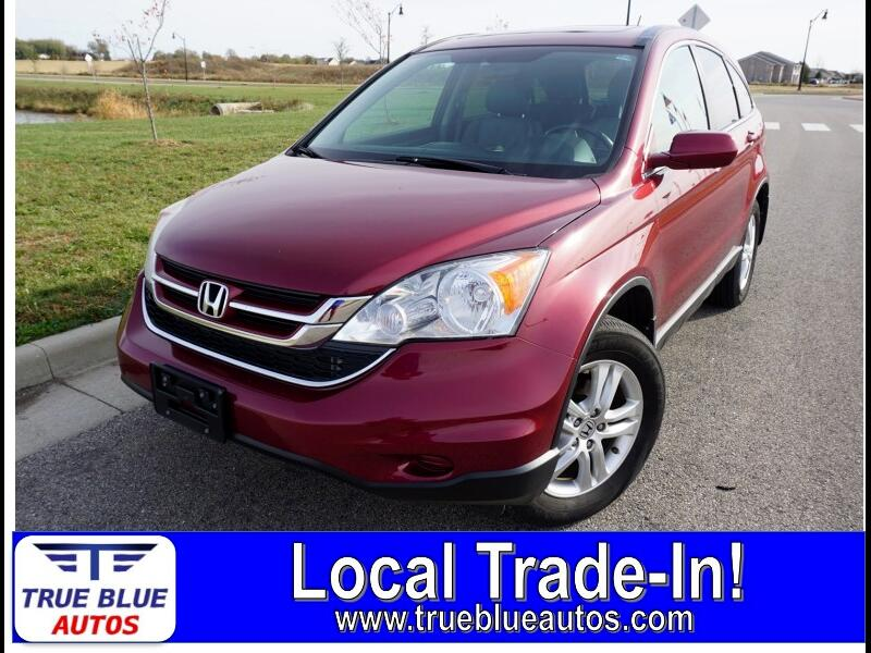 2010 Honda CR-V EX-L 4WD AT