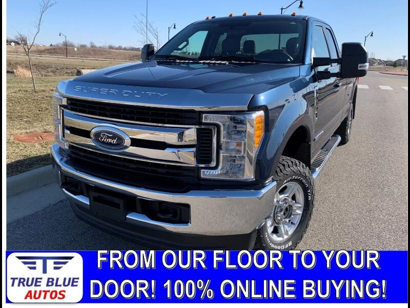 Ford F-250 SD XLT SuperCab Long Bed 4WD 2017