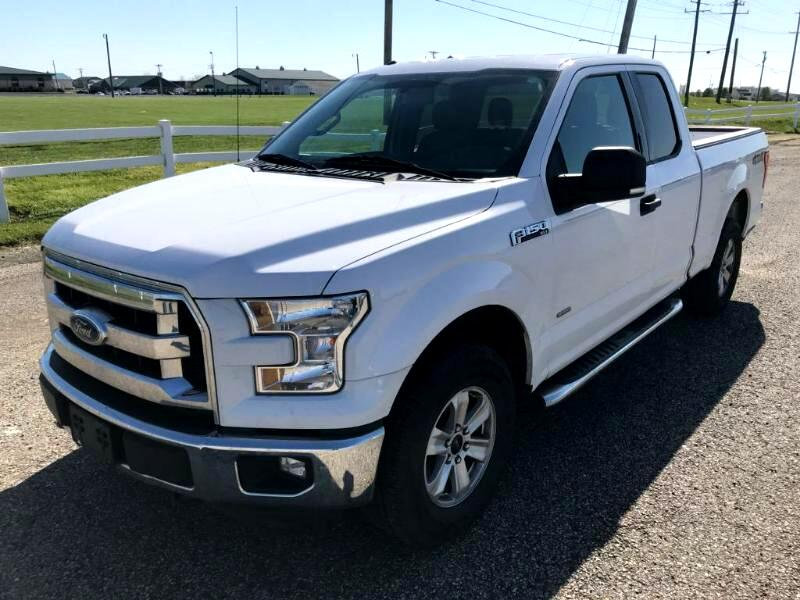 Ford F-150 XLT 4WD 2015