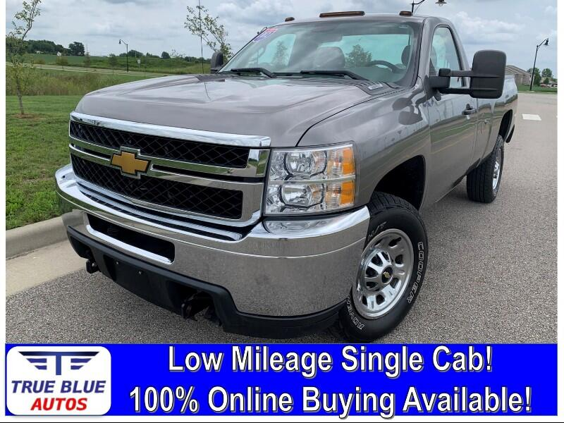Chevrolet Silverado 3500HD Work Truck Long Box 4WD 2012