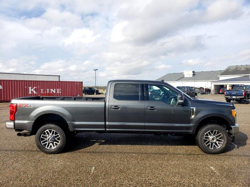 Ford F-350 SD Lariat Crew Cab Long Bed 4WD 2019
