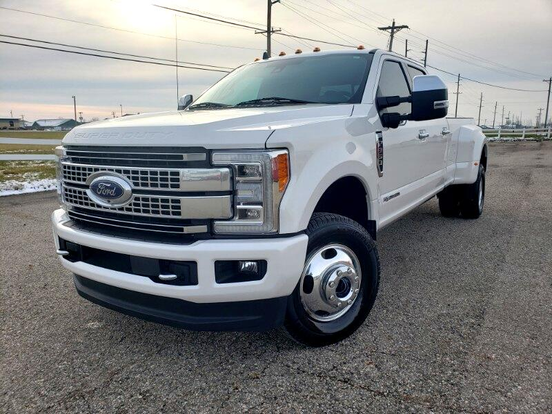 Ford F-350 SD Platinum Crew Cab Long Box 4WD DRW 2019