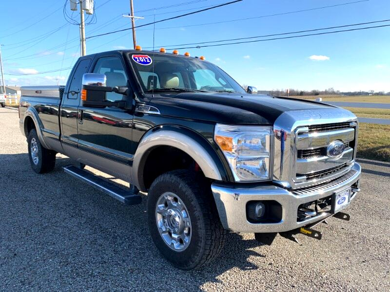 Ford F-250 SD Lariat SuperCab Long Bed 4WD 2012