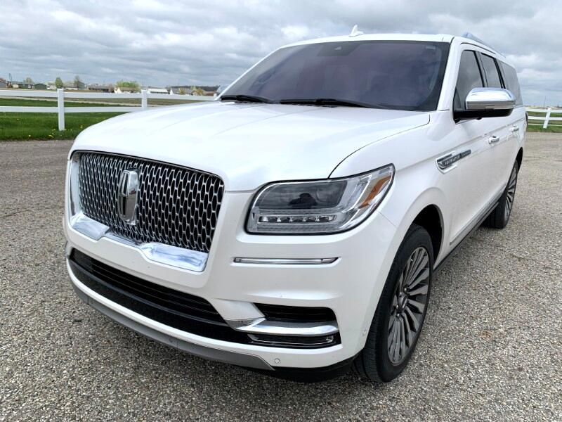 Lincoln Navigator L Black Label 4WD 2019