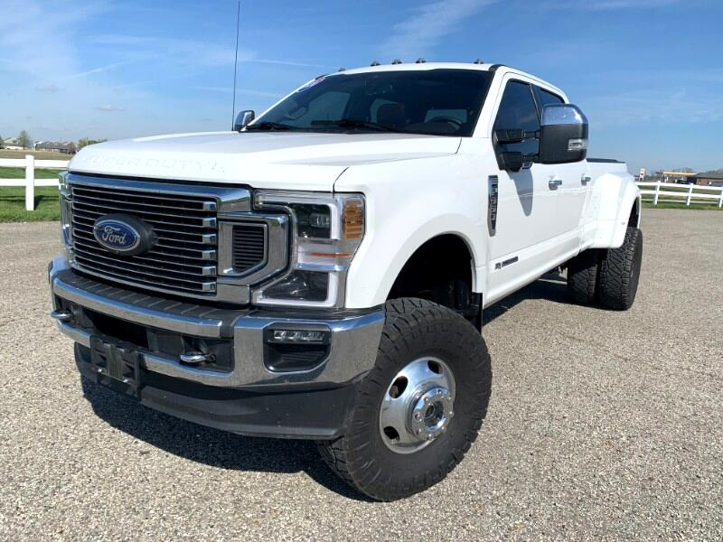Ford F-350 SD King Ranch Crew Cab Long Bed DRW 4WD 2020