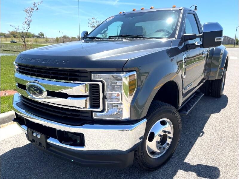 Ford F-350 SD XLT DRW 4WD 2019