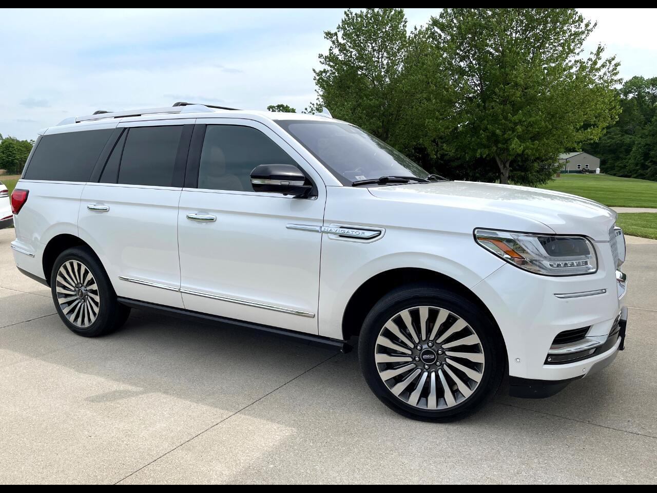 Lincoln Navigator 4x4 Reserve 2018