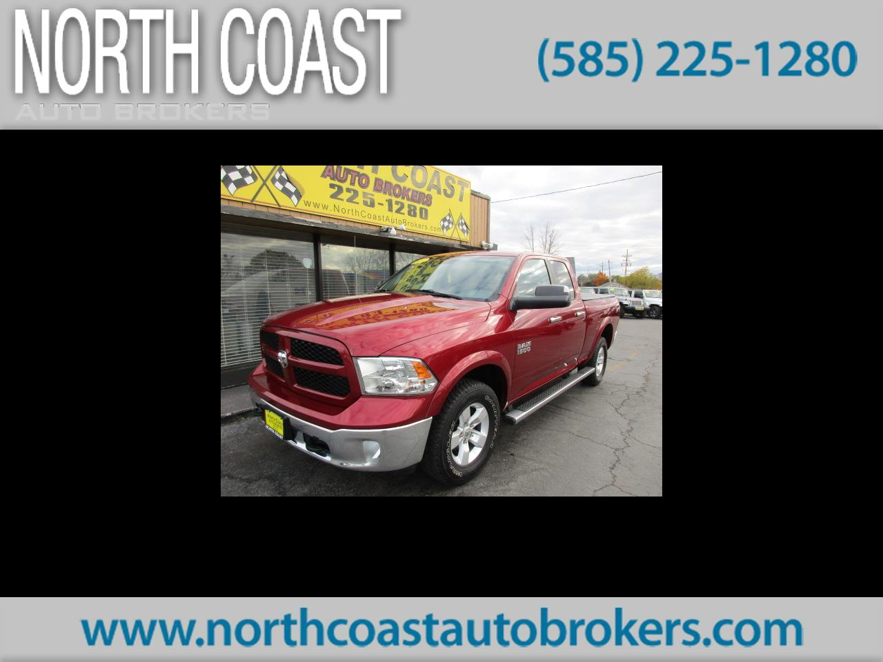 Used Dodge Ram 1500 For Sale Rochester Ny Cargurus 1986 D250 Pictures Only 2014 Outdoorsman Quad Cab 4wd
