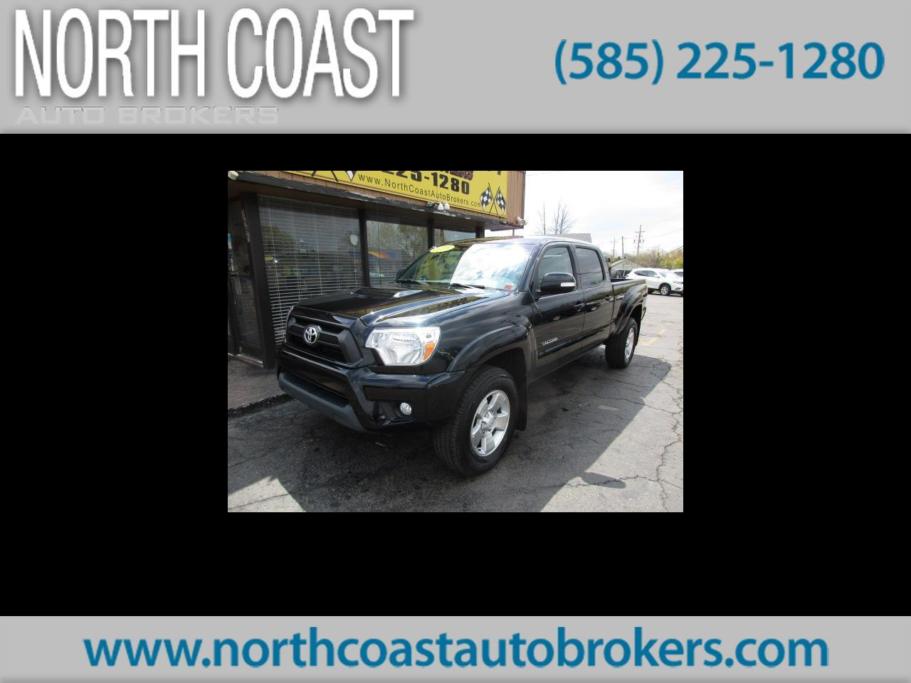 2015 Toyota Tacoma TRD Sport Double Cab 4WD