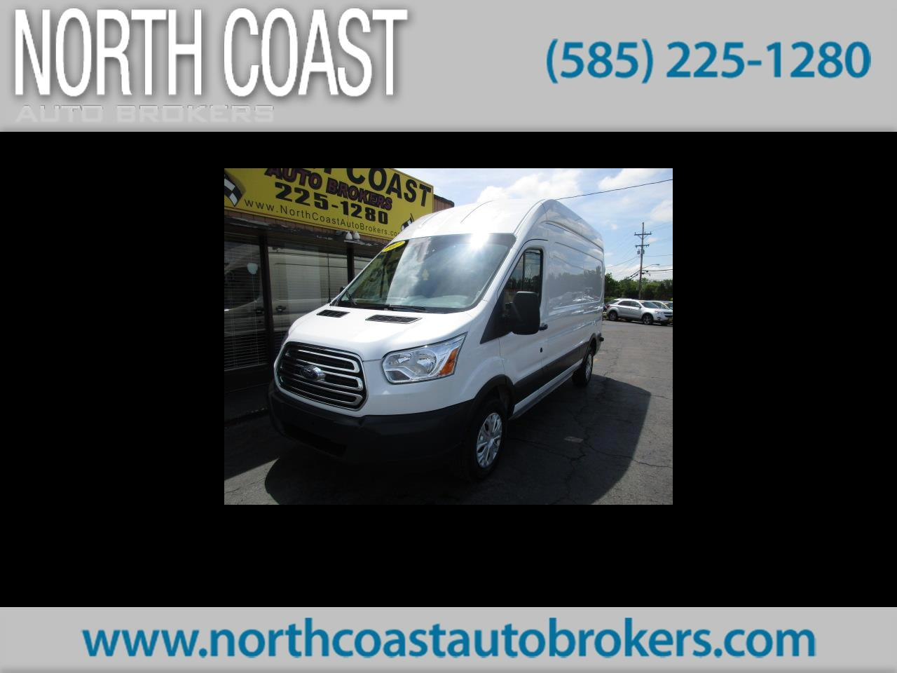 2017 Ford Transit 350 Van High Roof w/Sliding Pass. 148-in. WB